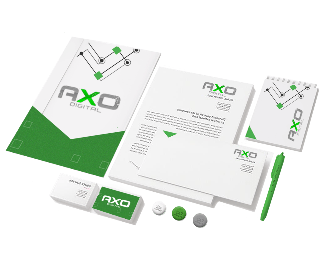 AXO Digital Provides Graphic Design Services That You Can Count On
